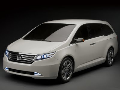 Awesome Mini Van Honda Odyssey Is Hondau0027s Mainstay, As In Previous Versions Of The Honda  Odyssey Does Not Experience Much Change Only Increases The Extent Of The ...