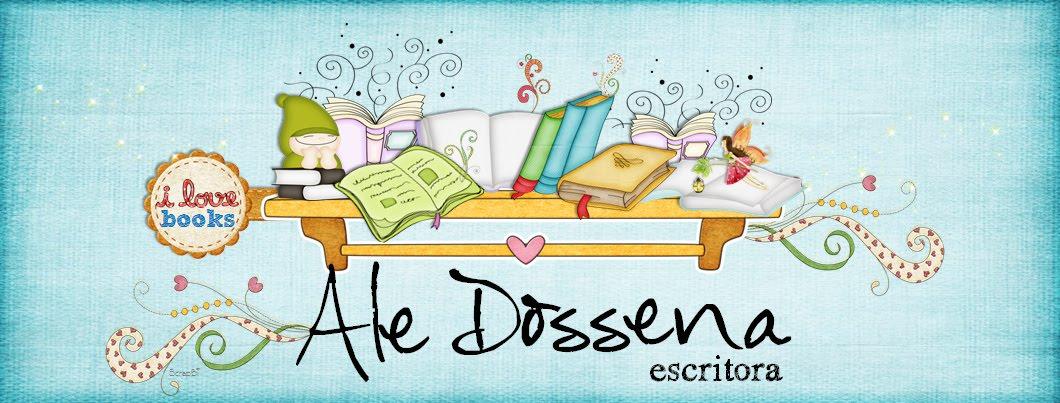 Ale Dossena - Escritora
