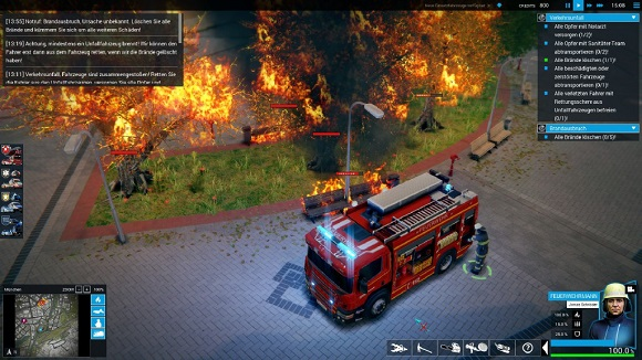 Emergency 5 Game Wallpaper HD