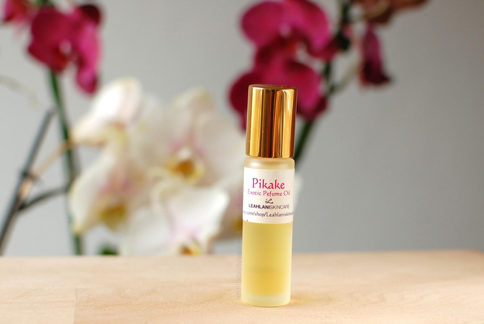 Leahlani Skincare Pikake Exotic Perfume Oil
