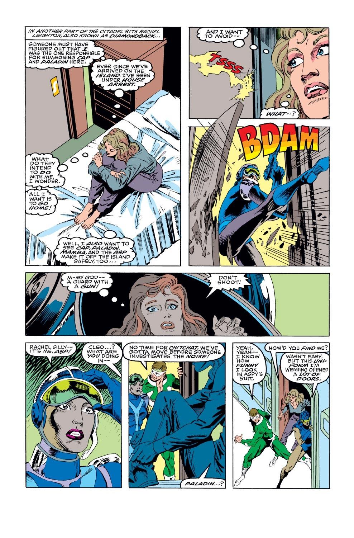 Captain America (1968) Issue #392 #325 - English 7