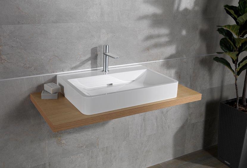 Nuevos lavabos arquitect de noken la elegancia de los - Lavabo para cocina ...