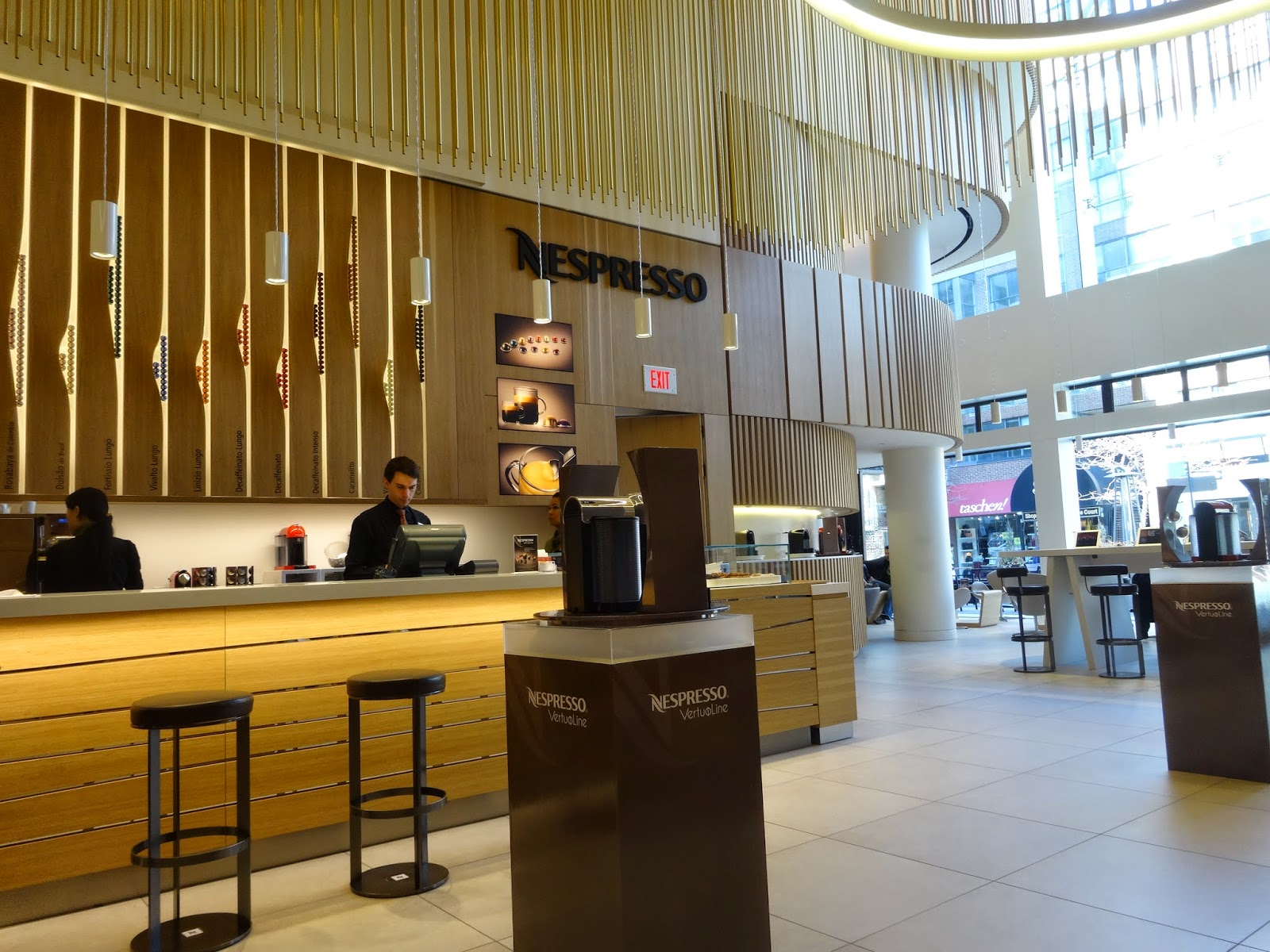 FAB FOOD, GRILLED CHEESE, HOT CHOCOLATE, LUNCH, NESPRESSO, NESPRESSO BAR, YORKVILLE,