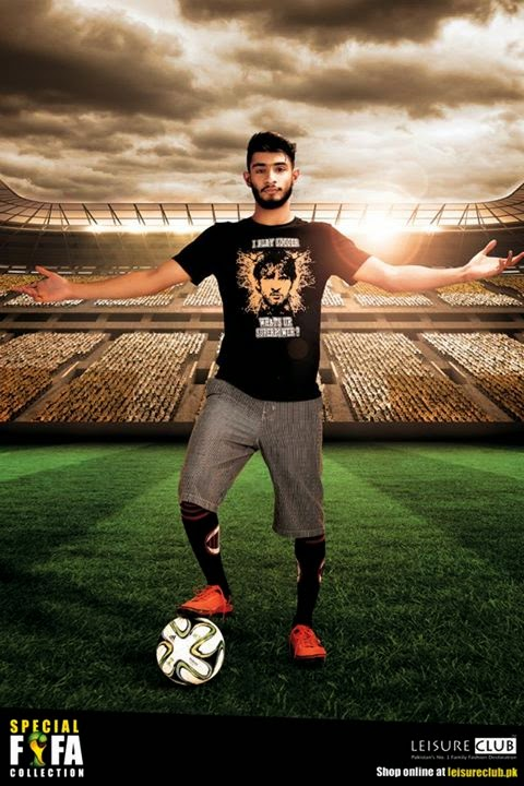 Leisure Club Special FIFA collection 2014