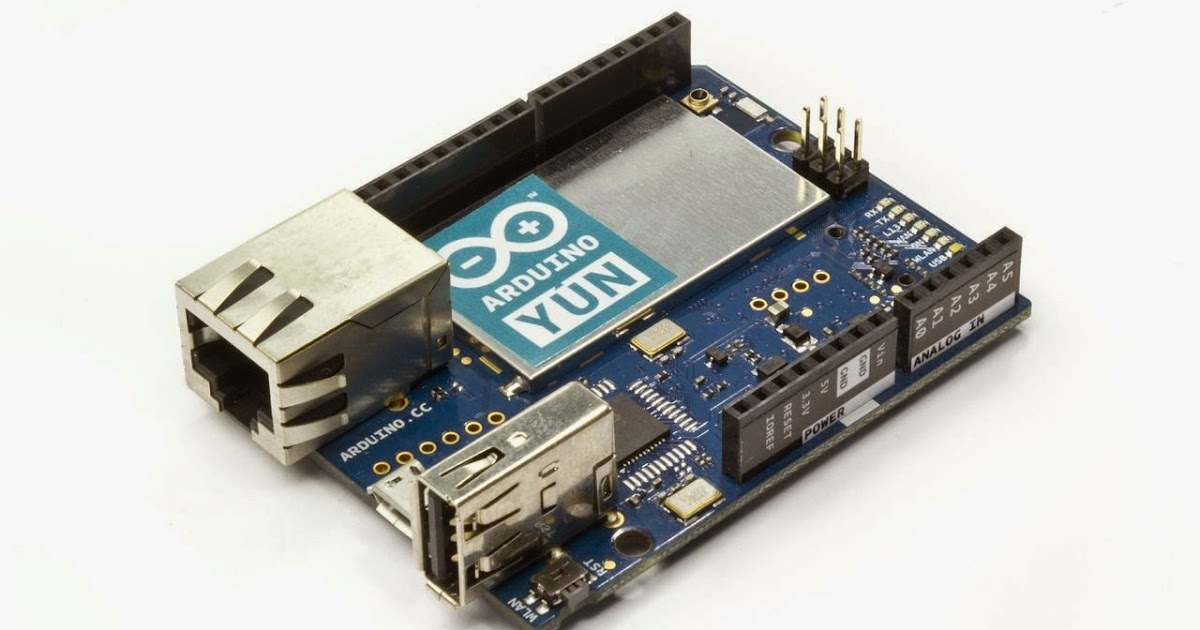 Arduino yun projects pin mappings