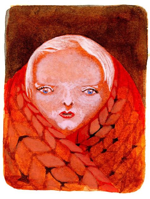 Philip Pullman, His Dark Materials, Lady Salmakia