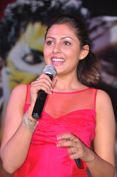 Madhu Shalini Hot Stills at Vadu Veedu Movie Audio Release Launch sexy stills