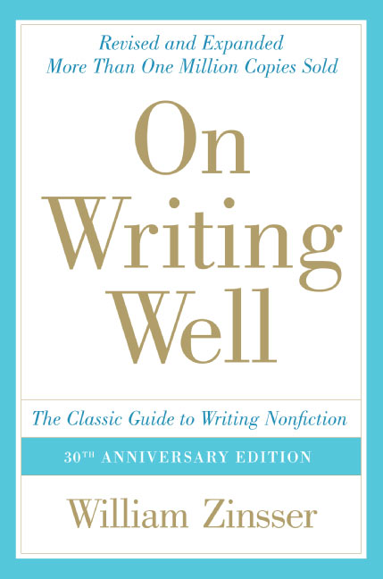 on Writing Well by William