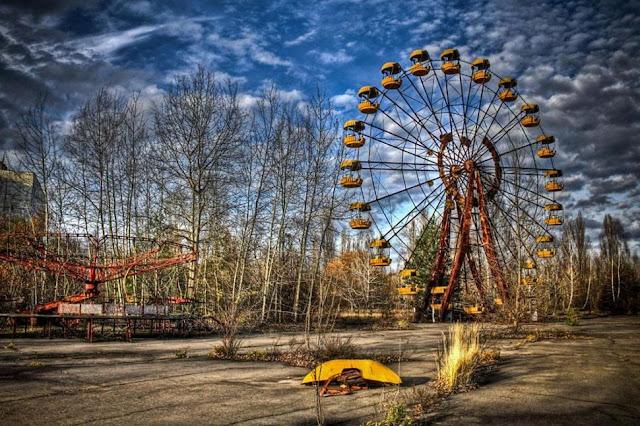 Pripyat / Ukraine / Chernobyl / disaster / abandoned