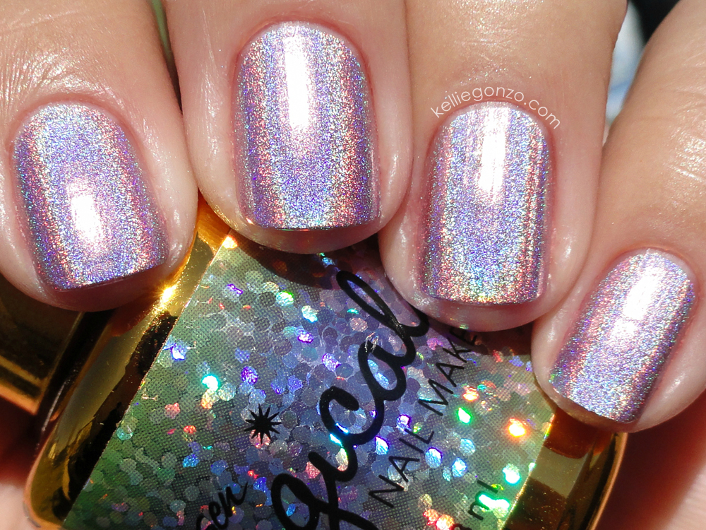 KellieGonzo: Sally Hansen Magical - Fairy Dust Pink