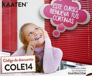 Promoción cortinas Kaaten
