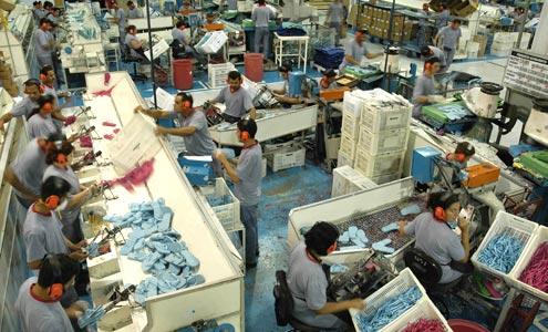 A unidade produzirá sandálias (chinelos) da marca Havaianas. O investimento soma cerca de R$280 milhões, se tornando a maior fábrica da empresa no país.