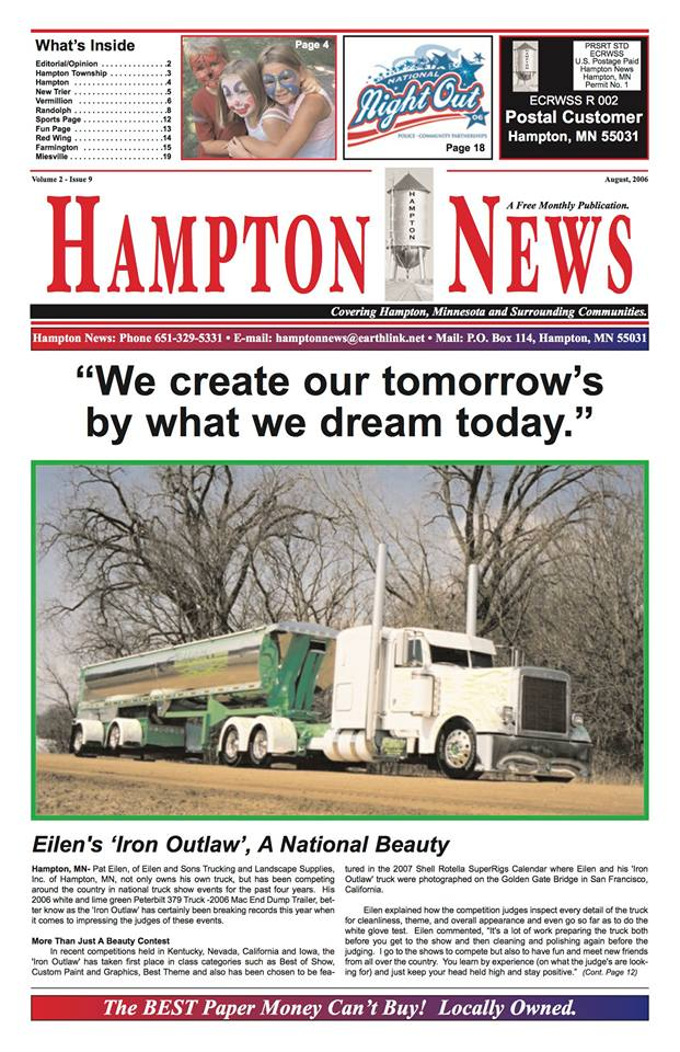 All Hampton News Issues