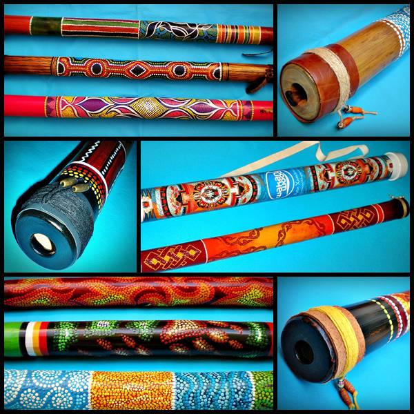 Didgeridoo Wakan Wood
