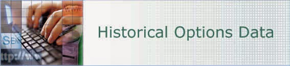 Historical Options Data