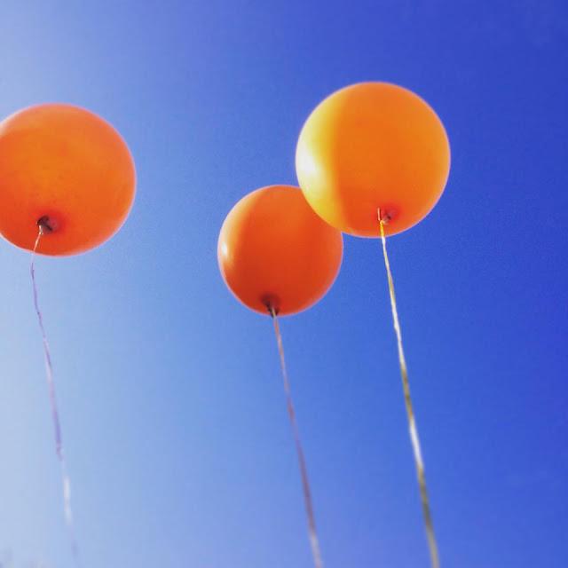 Photo: www.goldcoastmum.com Gold Coast Mum balloons, mummy blog