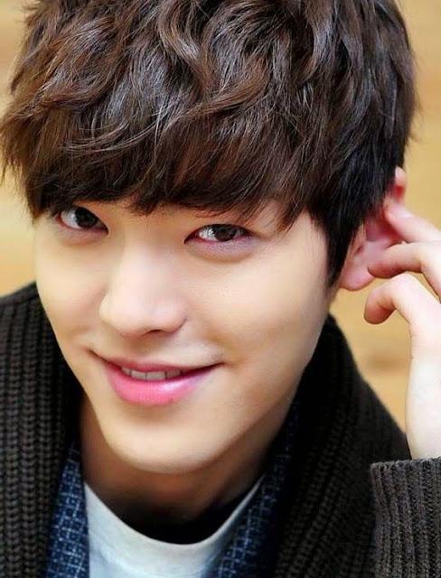 Aktor Korea Kim Woo Bin