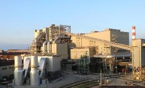 Kobe Steel's new Hot-Metal Treatment Plant (Kakogawa Works)