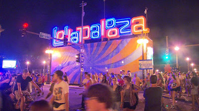 Lollapalooza Single-Day Passes Sell Out