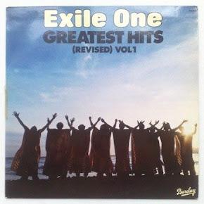 EXILE ONE-LP(COM A AIXA JAMAIS VOIS CA)