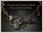 the Art and Design of Metal Clay Jewelry and More Calendar 2013