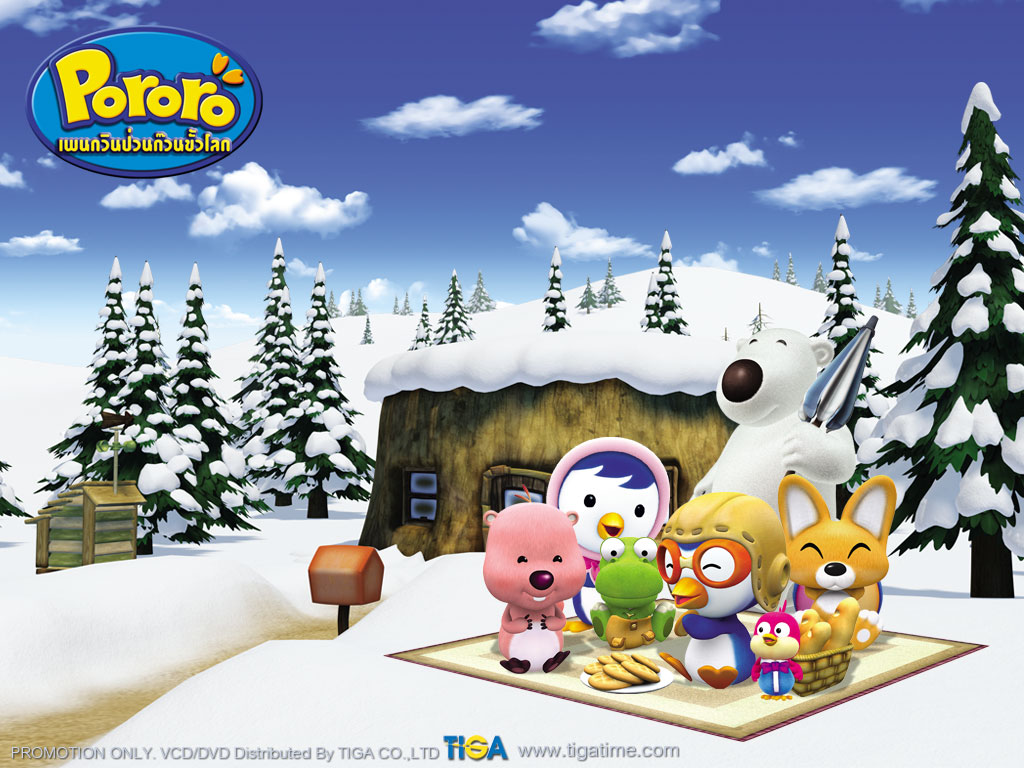Pin pororo cartoon wallpapers thecheapjerseys