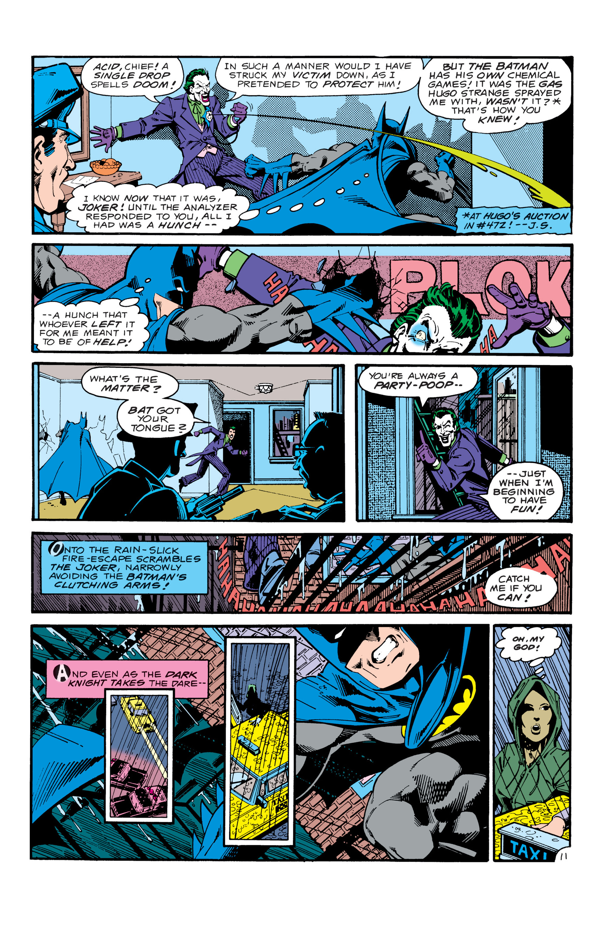 Detective Comics (1937) Issue #476 Page 12