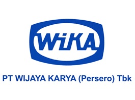 Logo PT Wijaya Karya (Persero)