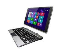 Tablet Axioo Windroid 9G Dengan 2 OS (Android Kitkat + Windows 8.1