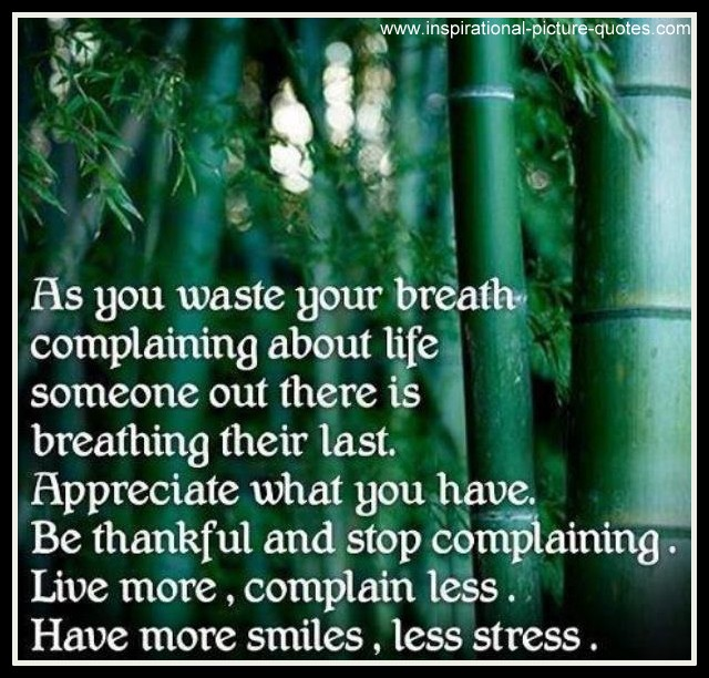 have more smiles less stress inspirational picture quotes