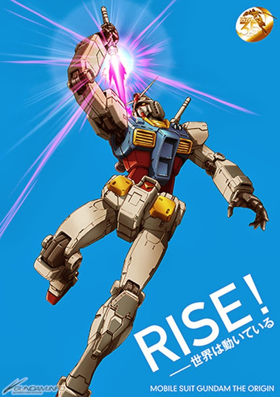 +Gundam Reconguista in G และ Mobile Suit Gundam The Origin