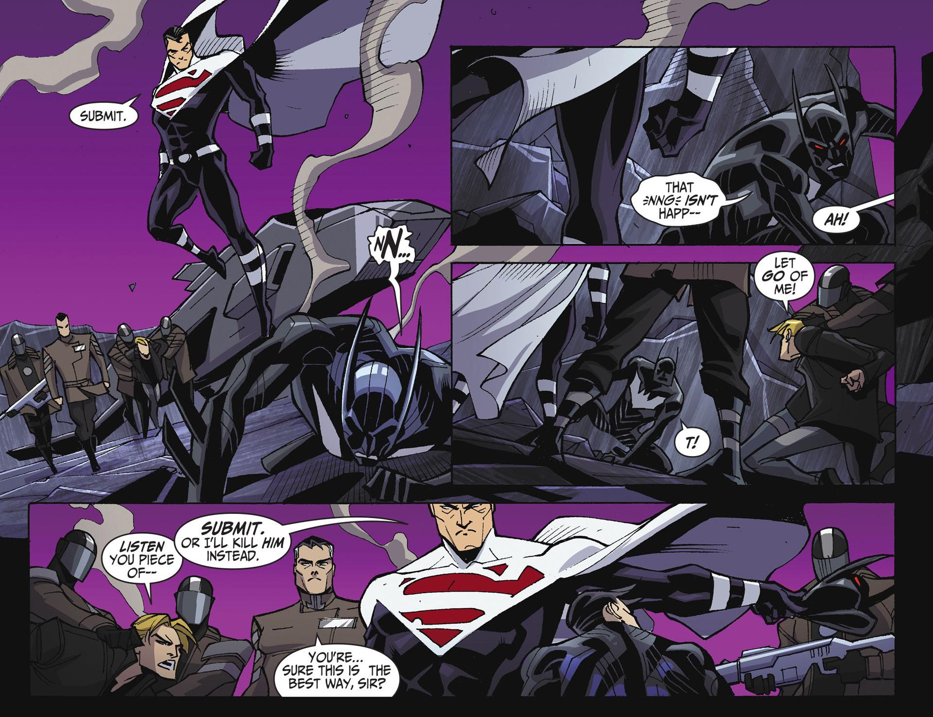 Batman Beyond 2.0 Issue #21 #21 - English 19