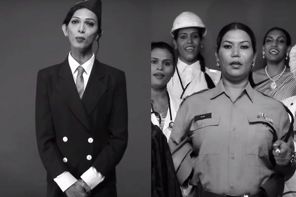 Produced by Yathartha Pictures, the National Anthem sung by seven transgender women would not be the most musical rendition of the composition you may have listened to.