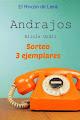 """Sorteo: 3 ejemplares de """"Andrajos"""""""