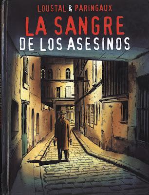 La sangre de los asesinos - Loustal & Paringaux [CBR | Español | 51 MB]