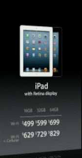 جديد  سعر أيباد 4 Apple ipad 4 Price + صور