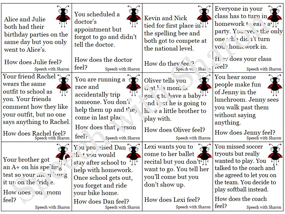 Worksheet Social Skills Problem Solving Worksheets speech with sharon bugging out social skills ive included a worksheet where your students can come up situation in their lives that involved another person
