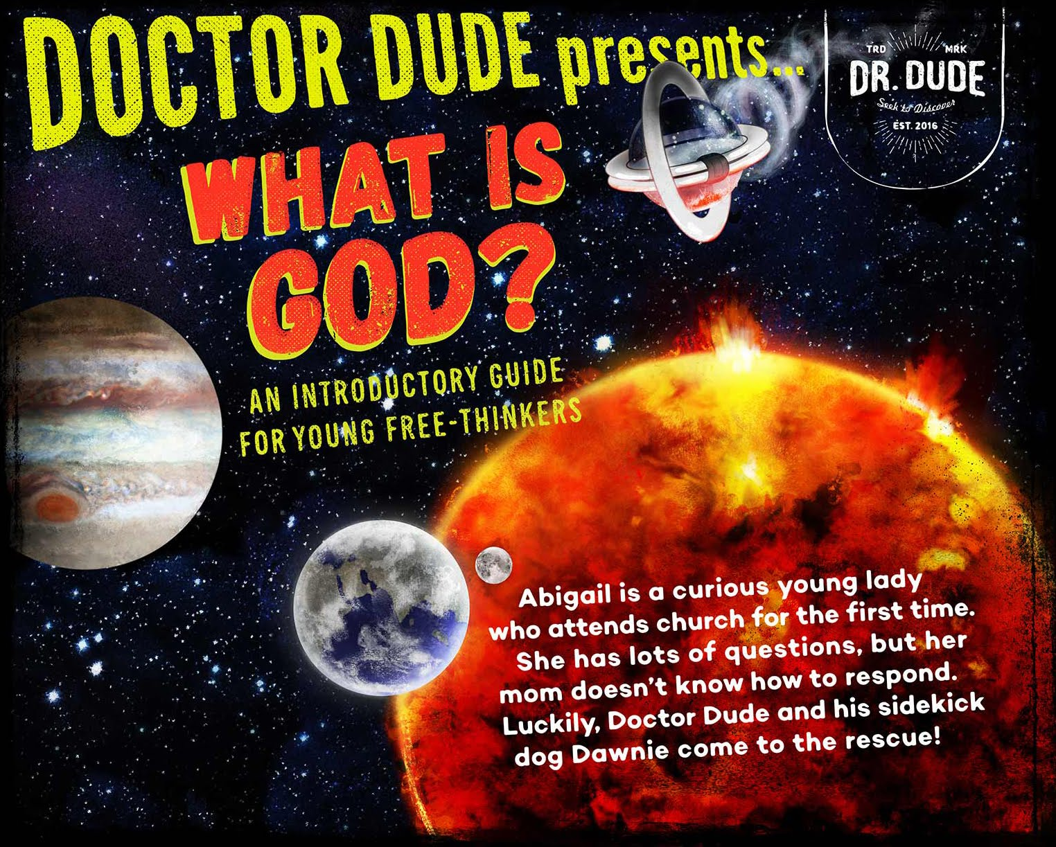 What Is God? All of your questions answered!