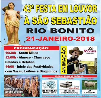 Em Rio Bonito - Turvo