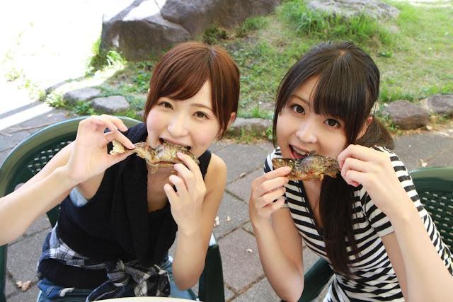 Amatsuka Moe 天使もえ, Sakura Yura さくらゆら Twitter Photos 05