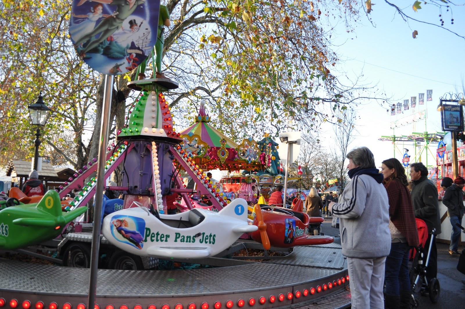 Winter Wonderland Hyde Park The Biggest Christmas Market