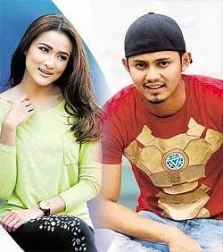 hubungan Hanis Zalikha dan Hairul Azreen, percintaan Hanis Zalikha dan Hairul Azreen, gambar Hanis Zalikha dan Hairul Azreen