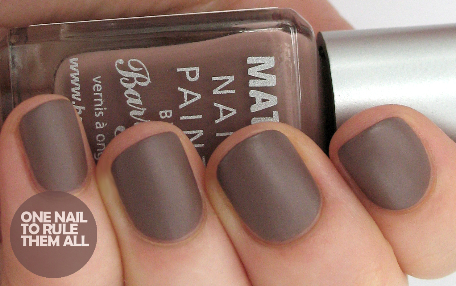 Brown Matte Nail Polish | Best Nail Designs 2018