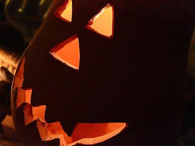 ceramic spanish pumpkin