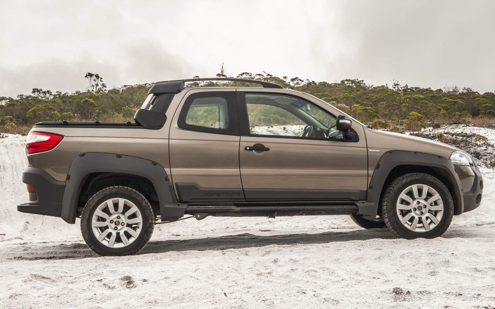 Fiat Strada Coming To Usa Autos Post