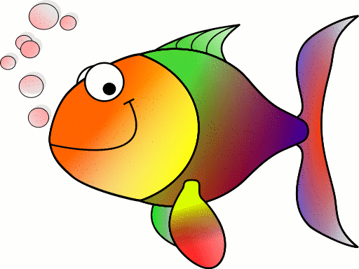 Fish Cartoon Clip Art