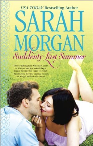 Suddenly Last Summer.  Sarah Morgan