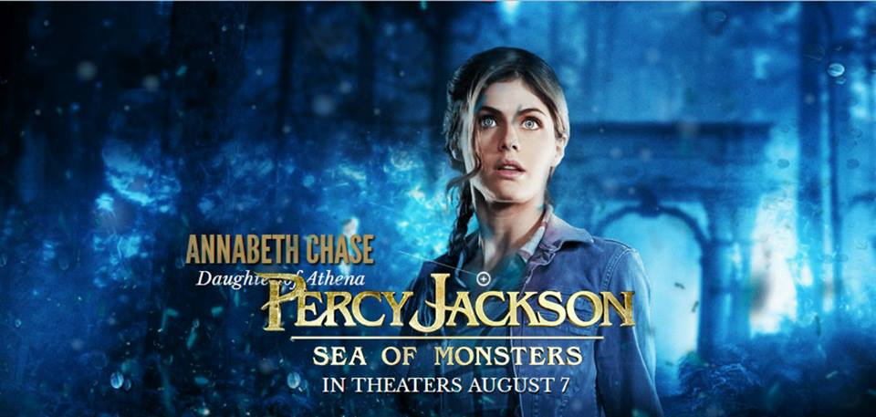 Sea of Monsters The Percy Jackson and the Olympians