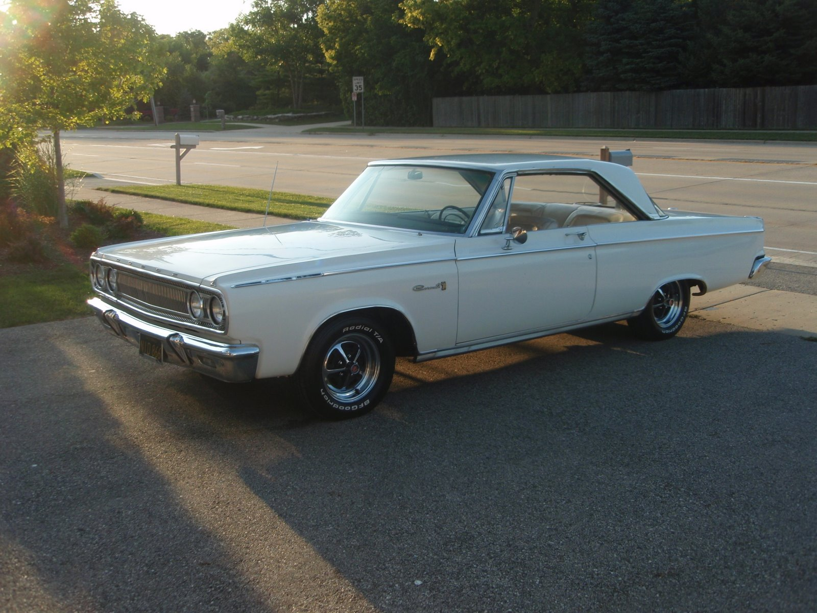 Sexy Sports Cars 1965 Dodge Coronet 500
