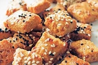 Acılı hardallı kurabiye tarifi